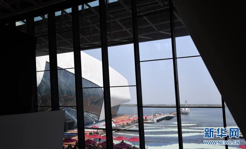 国家海洋博物馆恢复开放